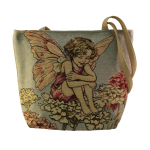 Flower Fairies Shopper Schleifenblume blau
